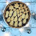 Karácsonyi meggyes-mákos pite
