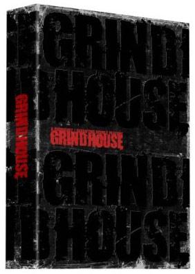 Grindhouse japán kiadás tokja