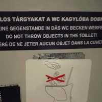 Szintaktikai hibák a vécében