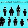 Legyen bikini tested (és egyéb szarságok)