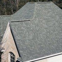 Landmark Cobblestone Gray zsindely a tetőn