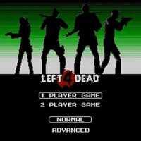 Left 4 Dead 8-bites Nintendo-n