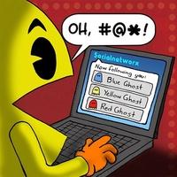 Ha Pacman twitterezne...