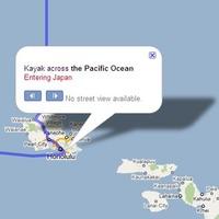 A Google most kajakozást ajánl úszás helyett