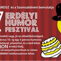 7. Erdélyi Humorfeszt