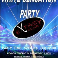 EXTASY WHITE SENSATION PARTY