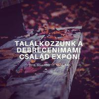 Gyertek el és töltsetek el egy szép napot a #debrecenimami #család #expo n a Tágban Én is ott leszek!! #szulinapizsuroda #személyesen #diy programok