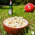 Gluténmentes sörök, ropogtatni valók és a foci meccs